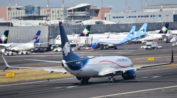México firma acuerdo destinado a recuperar la habilitación de aviación de Estados Unidos
