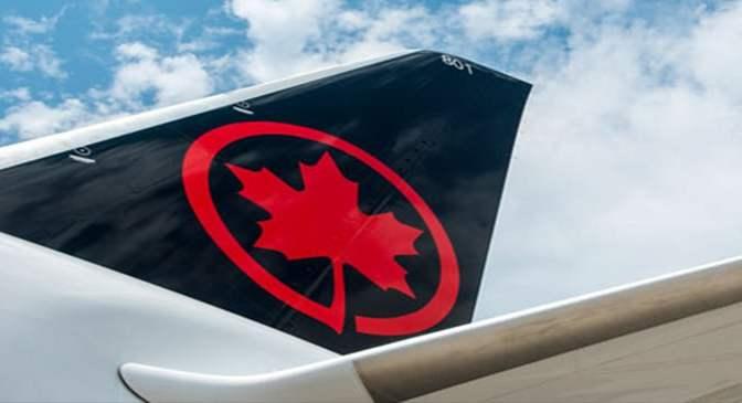 Air Canada ve alza en reservas como respuesta a la relajación en las medidas contra COVID