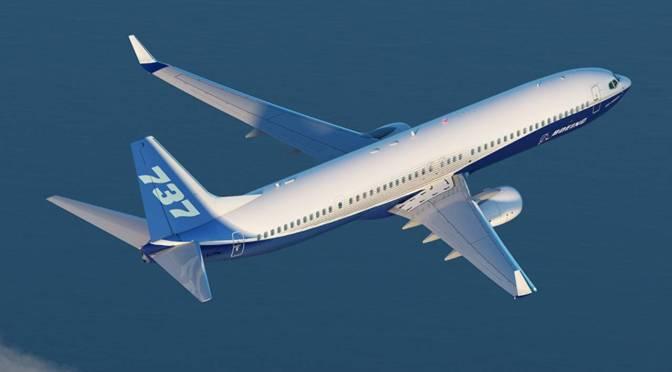 Avión de carga Boeing 737 aterriza de emergencia en el agua frente a Honolulu