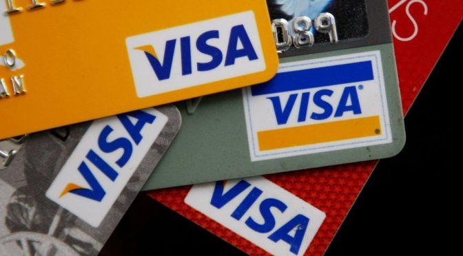 Visa dice que el gasto en tarjetas criptovinculadas superó los mil millones de dólares en el primer semestre de este año
