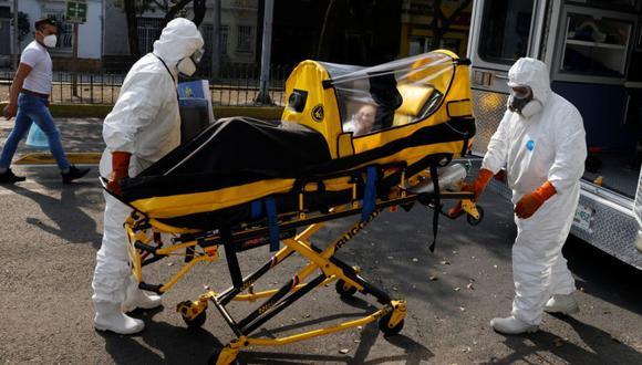 México entra en la tercera ola de la pandemia
