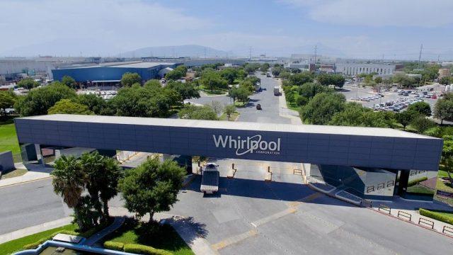 Whirlpool anunció inversion de 120 mdd para su planta de Coahuila