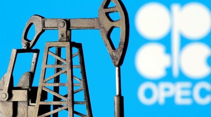 El petróleo se acerca a su máximo de tres años después de los fuegos artificiales de la OPEP