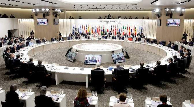 Variantes de Coronavirus amenazan la recuperación global: G20