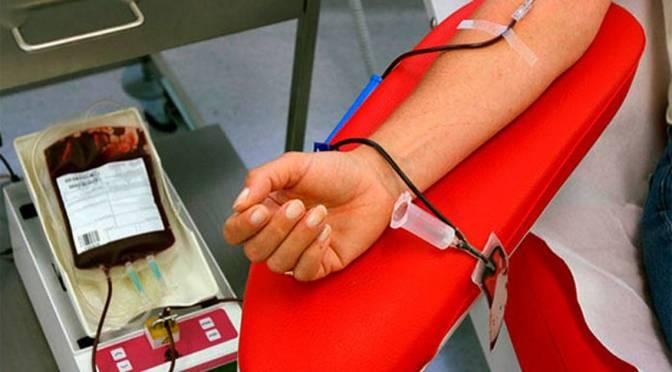 ¿Personas vacunadas contra la Covid-19 pueden donar sangre?