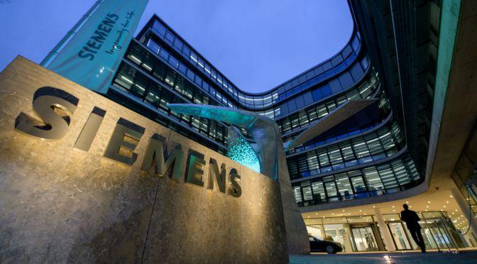Grandes petroleras arrastran las acciones europeas a la baja, Siemens Energy cae