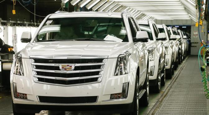 General Motors informa de un aumento del 40% en las ventas de automóviles del segundo trimestre en EU