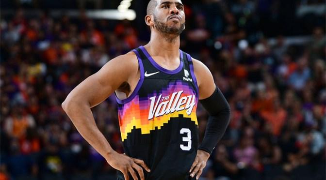 Chris Paul guía a los Suns para ganar primer juego de las finales de la NBA