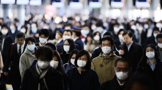 Japón amplía el estado de emergencia por COVID a cuatro áreas más