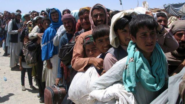 Italia ayuda a evacuar a afganos tras triunfo del Talibán