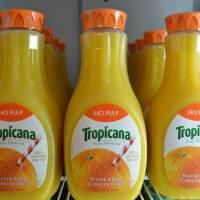 PepsiCo venderá la participación mayoritaria en el negocio de Tropicana por 3.3 mil millones