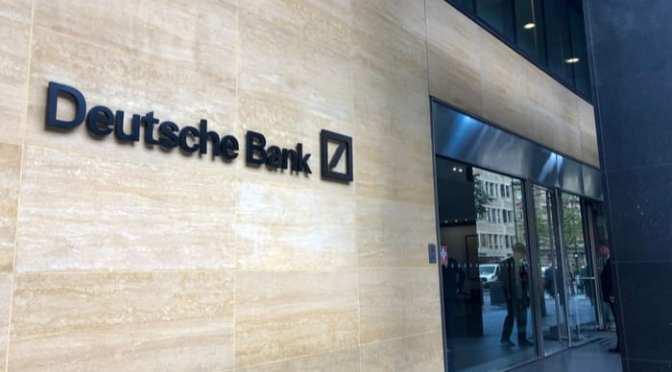 Estados Unidos investiga a Deutsche Bank y DWS sobre sus inversiones sostenibles de sus activos