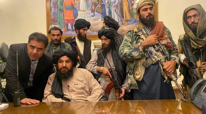 La retórica del miedo al talibán: López Vela – Análisis