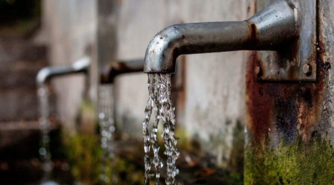 Eficiencia operativa, la estrategia para la optimización del agua potable