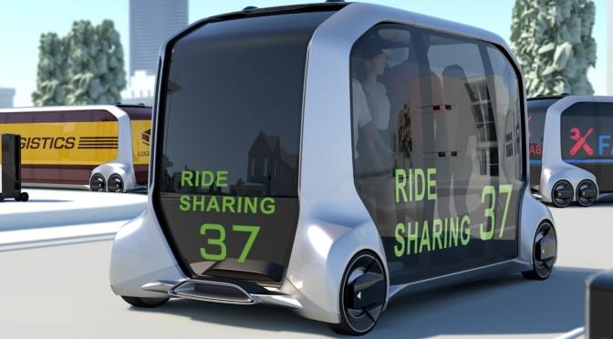 Toyota reiniciará operaciones de vehículos autónomos en la aldea olímpica