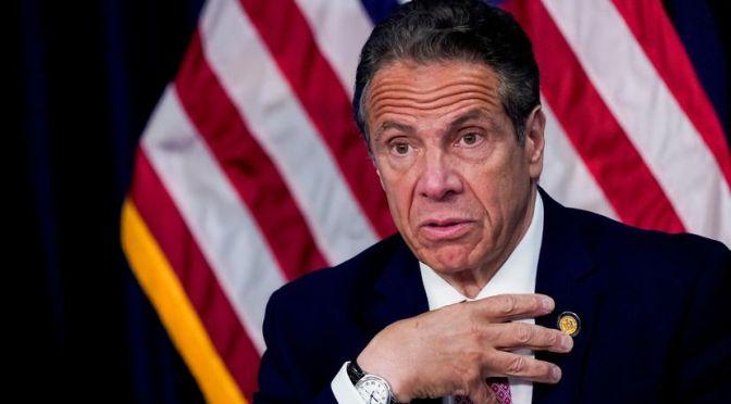 Asistente del gobernador de Nueva York renuncia en medio de escándalo de acoso sexual