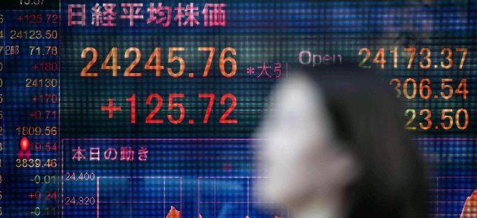 Acciones japonesas cierran agosto llegando a su máximo de 3 semanas
