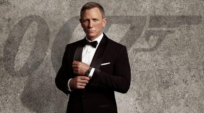 Nueva película de James Bond se estrenará mundialmente en septiembre