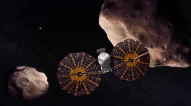 Misión Lucy desarrollada por la NASA cada vez más cerca de ser una realidad