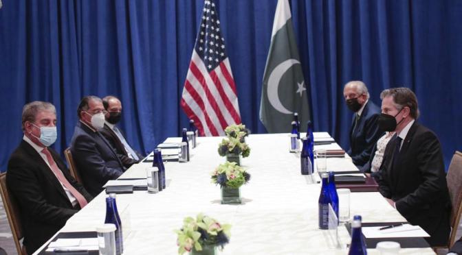 Estados Unidos y Pakistán se enfrentan de nuevo ante las amenazas de Afganistán