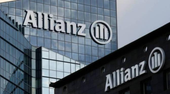 El Departamento de Justicia está investigando la conducta de los administradores de fondos de Allianz