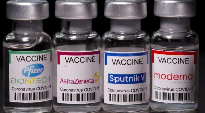 ¿Cuándo tiempo tardan en expirar las vacunas contra Covid-19?