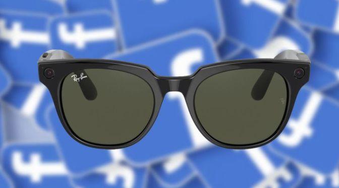 Autoridad de datos de Italia pide a Facebook aclaraciones sobre gafas inteligentes