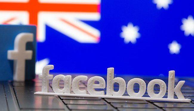 Facebook concluye acuerdos con empresas de medios australianas