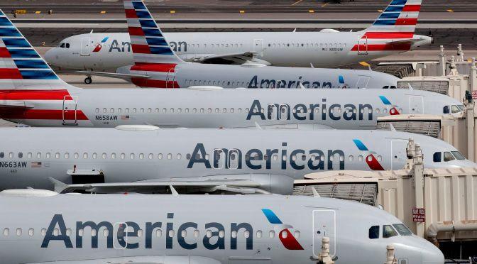 American Airlines no proporcionará licencia especial a empleados no vacunados