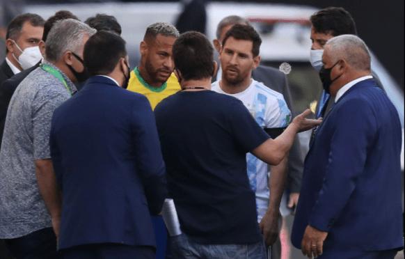 Funcionarios de salud suspenden el Brasil vs Argentina por incumplimiento de cuarentena de jugadores argentinos