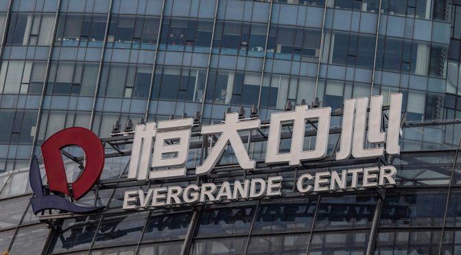 Evergrande no cumple con la fecha límite de pago