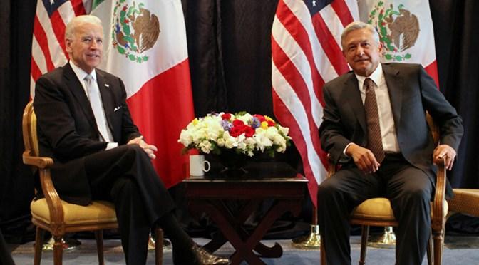 AMLO escribirá a Biden instando a visas de trabajo para migrantes