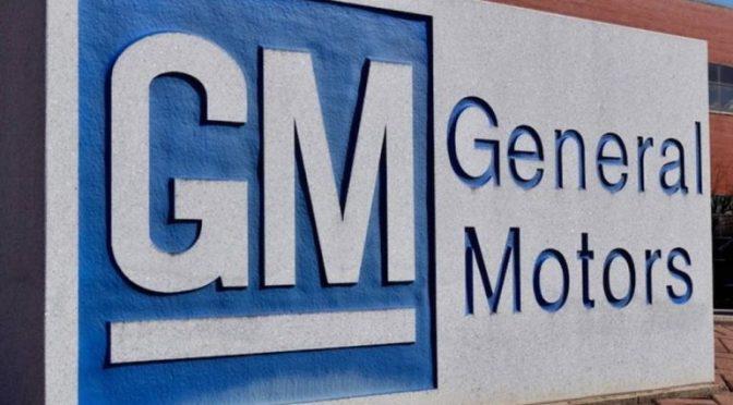 GM invierte en fabricante de software de radar para coches autónomos