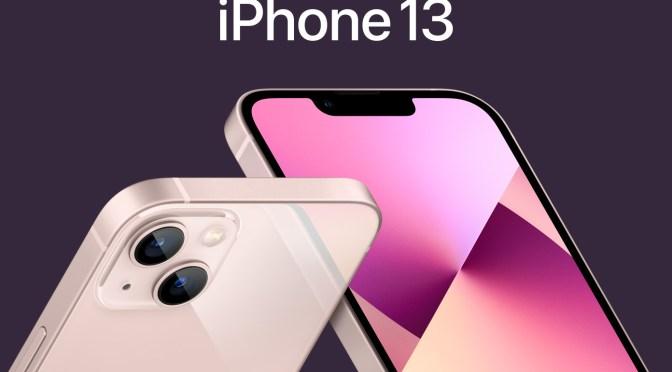 Nuevo iPhone 13 promociona conectividad  5G y cámaras más nítidas