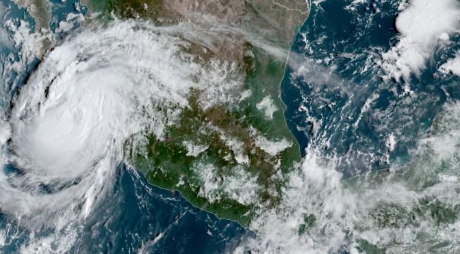 Existe 90% de probabilidad de nuevo huracán cerca del Golfo de México