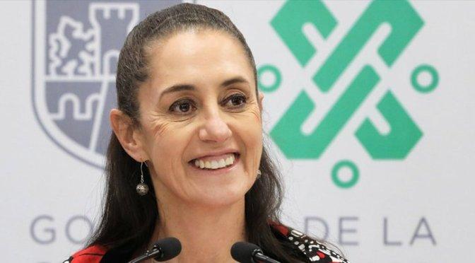 Claudia Sheinbaum es la favorita para suceder a López Obrador en 2024: Encuesta