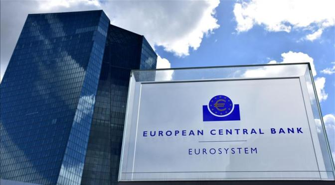 BCE listo para actuar si el objetivo de inflación se alcanza antes