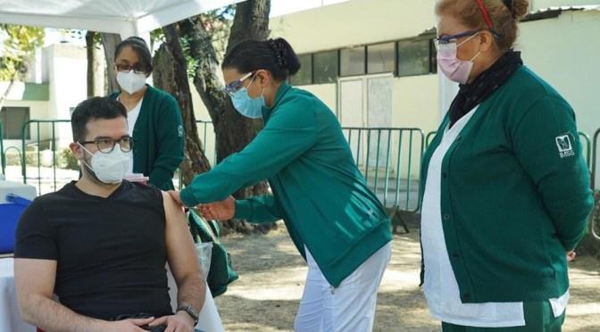 Cómo va la campaña de vacunación en México durante la tercera ola de Covid-19