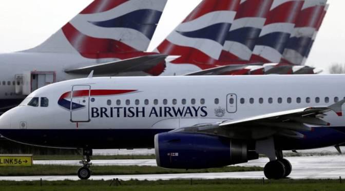 Reino Unido descarta una acción contra Ryanair y British Airways por reembolsos