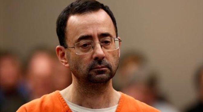Comité Olímpico de los Estados Unidos defiende el manejo del caso Nassar