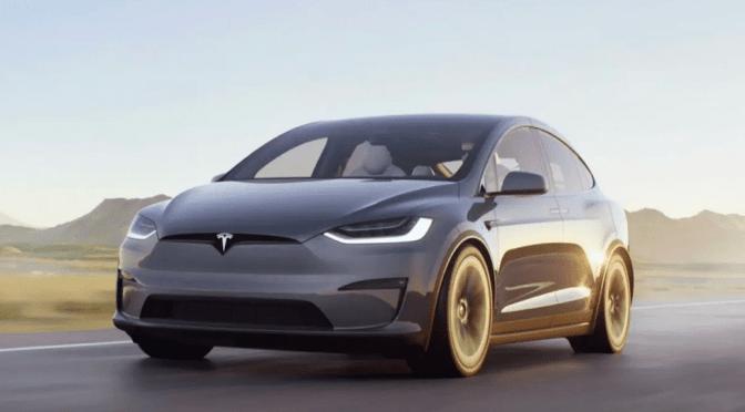Tesla aumenta el precio de las variantes Modelo X y S en 5,000 dólares