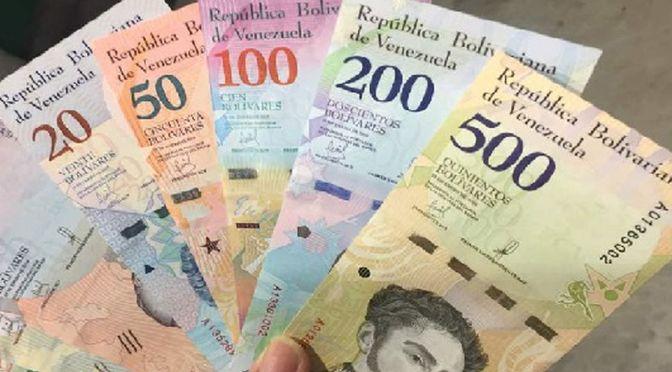 Venezuela restará seis ceros de la moneda, segunda revisión en tres años
