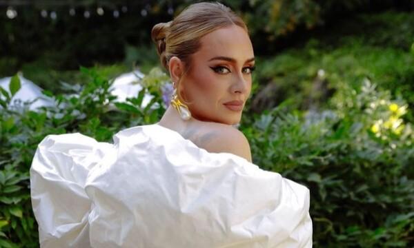 Adele dice que escribió el próximo álbum para su hijo