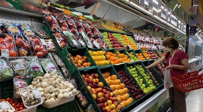 Alimentos, de los principales afectados por la inflación