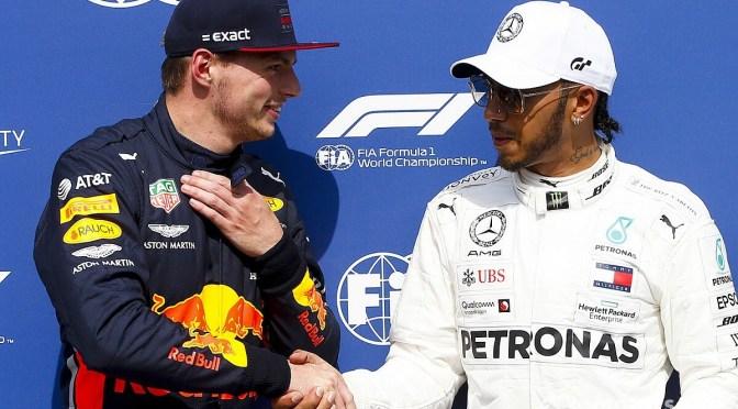 Hamilton y Verstappen renuevan la batalla en Turquía