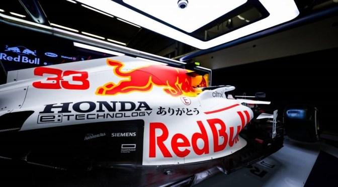 Cooperación entre Honda y el Red Bull Group a partir de 2022