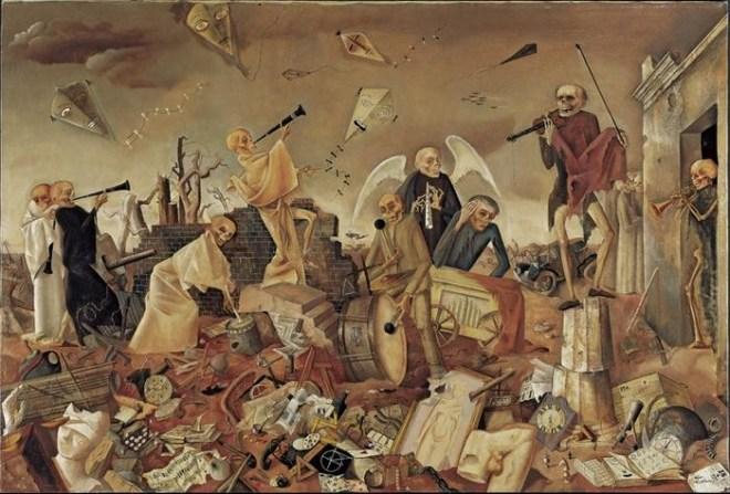 Felix Nussbaum: A halál diadala
