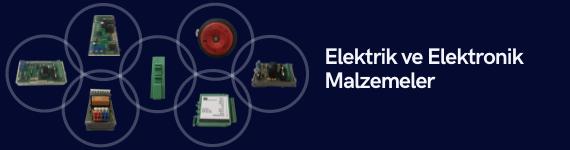 Elektrik ve Elektronik Malzemeler