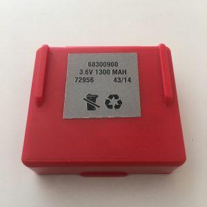 Hetronic Abitron Betonstar 1300 mah Kumanda Kontrol Bataryası 68300600