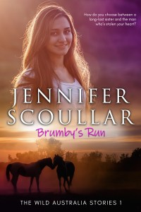 Book Cover: Brumby's Run